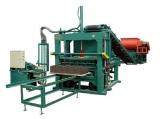 Полуавтоматический пресс для производства блоков JF-ZY1500C