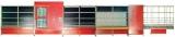 Полуавтоматические линии для сборки стеклопакетов с роликовым прессом