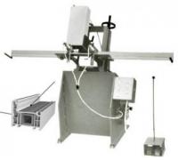 Автоматический станок для фрезерования водоотлива алюминиевых и пластиковых профилей SCX02-2*60 (2 вала)