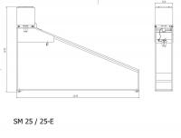 SM 25 - Станок для Засыпки Влагопоглотителя (Сликогеля)