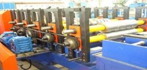 Профилегибочная линия TF 21-100-1000
