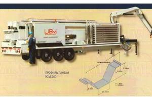 СИСТЕМА МИС- 240™ У CM (UBM®) (Спецификации стальной полосы)