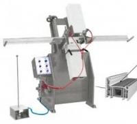 Автоматический станок для фрезерования водоотлива алюминиевых и пластиковых профилей SCX02-3*60 (3 вала)