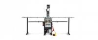 Автоматический фрезерный станок с тройным сверлением и шуруповертом для армирования DE4070