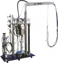 Экструдер для нанесения полисульфидного герметика стекла SDQ-II