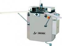 Стыковочный станок для алюминиевых дверей и окон LZJ02-120A