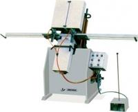 Автоматический четырехкоординатный станок для фрезерования водоотводных каналов в алюминиевом и ПВХ профиле LXC-4