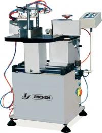 Фрезеровочный станок для обработки торцевых поверхностей алюминиевых и ПВХ дверей и окон LXD-200A