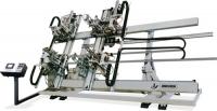 Четырехголовочная сварочная машина с ЧПУ для ПВХ окон и дверей SHP4D-CNC-3000B