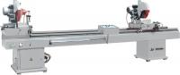 Пильный станок с цифровым дисплеем для резки алюминиевого и ПВХ профилей LJB2-350х3500A