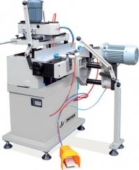 Станок для обработки отверстий под замки и пазов в алюминиевых и ПВХ окнах и дверях SZJ-01-300х100