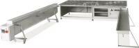 Сгибающая машина для ПВХ профиля SYH-1800