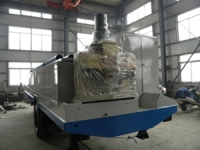 Оборудование для производства арочного профнастила JC серия JC-1000-700