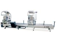 Высокоэффективная двухголовочная пила для алюминиевого профиля LJZ2X-500х4200
