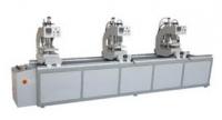 Автоматический трёхголовочный сварочный станок HJ02-3500*3/3*A