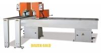 Станок для сварки профиля пвх (двухголовочный) DAIZER PVC 422