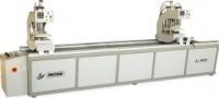 Автоматический двухголовочный сварочный станок HJ02-3500*2/2*A