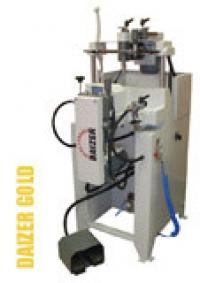 Копировально - фрезерный станок с автоматической подачей свёрел для изготовления отверстия под ручку DAIZER PVC 222