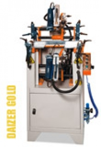 Станок для фрезерования дренажных каналов. DAIZER PVC 232