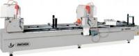 Двухголовочная пила для алюминиевых и пластиковых профилей SSJ06-3700