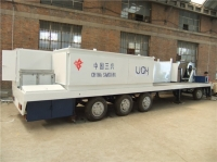 Универсальная строительная машина UBM-120-MCBM