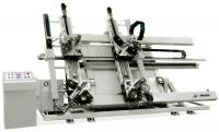 Четырехголовочный стыковочный станок с ЧПУ для алюминиевых дверей и окон LM4S-100х1800х3000