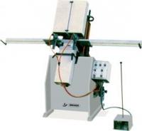 Автоматический станок для фрезерования водоотлива алюминиевых и пластиковых профилей SCX02-4*60 (4 вала)