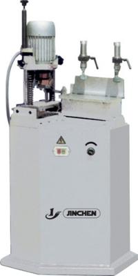 Ручной станок для торцевого фрезерования алюминиевого и ПВХ профилей LXDS-160/LXDS-160A