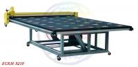 ECKM 3210 - экономичный стол для механической резки стекла