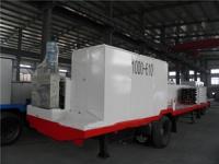 Оборудование для производства арочного профнастила JC серия JC-1000-610