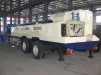 Оборудование для производства арочного профнастила JC серия JC-1000-750